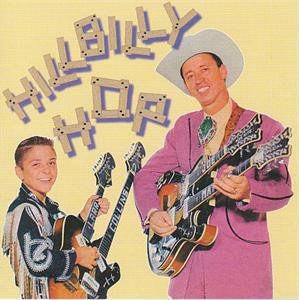 HILLBILLY HOP VOL 1 - VARIOUS - HILLBILLY CDs, ABC Paramount