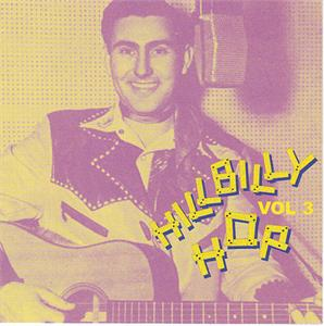 HILLBILLY HOP VOL 3 - VARIOUS - SALE CDs, HOP