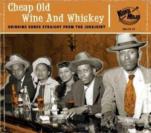 KOKO MOJO R'n'B vol.1 - Cheap Old Wine and Whiskey - Various Artists - 50's Rhythm 'n' Blues CD, KOKO MOJO