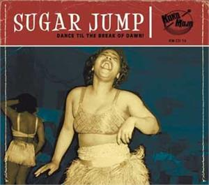 KOKO MOJO R'n'B vol16 - Sugar Jump - Various Artists - 50's Rhythm 'n' Blues CD, KOKO MOJO