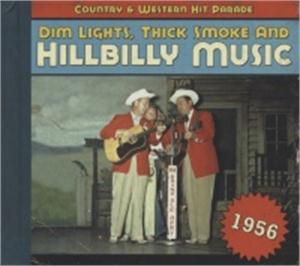 Country & Western Hit Parade 1956 - various - HILLBILLY CDs, BEAR FAMILY