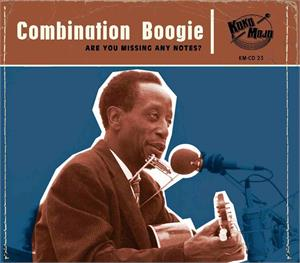 KOKO MOJO R'n'B vol23 - Combination Boogie - Various Artists - 50's Rhythm 'n' Blues CD, KOKO MOJO
