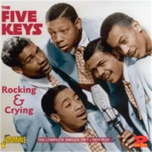 The Complete Singles 1951-1954 Plus... (2 CD'S) - FIVE KEYS - DOOWOP VINYL, JASMINE