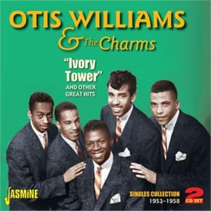 Ivory Tower (2 CDs) - Otis Williams and the Charms - DOOWOP CD, JASMINE