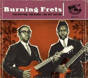 KOKO MOJO R'n'B vol.7 - Burning Frets - Various Artists - 50's Rhythm 'n' Blues CD, KOKO MOJO