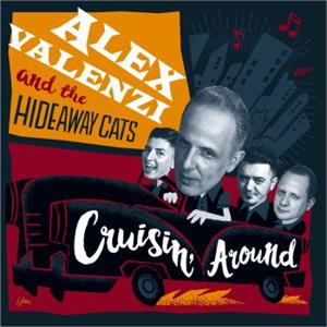 Crusing Around - Alex Valenzi - NEO ROCKABILLY CD, EL TORO