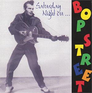 SAT NITE ON BOP STREET 1 - VARIOUS - SALE CDs, BOP