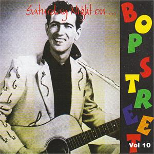 SAT NITE ON BOP STREET VOL10 - VARIOUS - SALE CDs, BOP