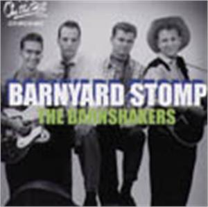 BARNYARD STOMP - BARNSHAKERS - NEO ROCKABILLY CD, OWN