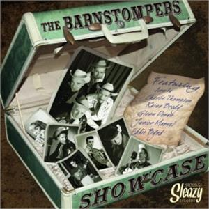 Showcase - Barnstompers - NEO ROCKABILLY CD, SLEAZY