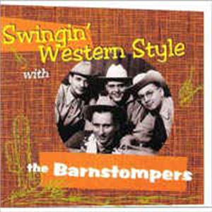 SWINGING WESTERN STYLE - Barnstompers - NEO ROCKABILLY CD, BARN
