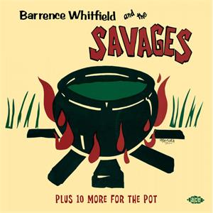 PLUS 2 MORE FOR THE POT - BARRENCE WHITFIELD AND THE SAVAGES - NEO ROCKABILLY CD, ACE