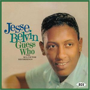 Guess Who: The RCA Victor Recordings (2 CDS) - JESSIE BELVIN - DOOWOP CD, ACE