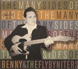 MANY SIDES OF - BENNY & THE FLYBYNITERS - NEO ROCKABILLY CD, RHYTHM BOMB