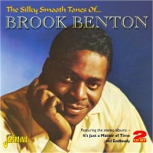 The Silky Smooth Tones Of… - BROOK BENTON - 50's Artists & Groups CDs, JASMINE
