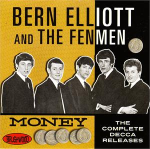 MONEY - Bern Elliott & Fenmen - BRITISH R'N'R CDs, BRUSHWOOD