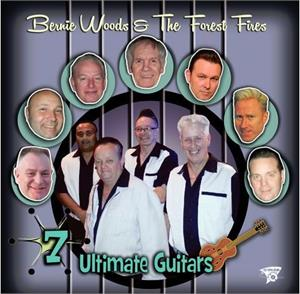 Ultimate Guitars - Bernie Woods and the Forest fires - NEO ROCK 'N' ROLL CD, FOOTTAPPING