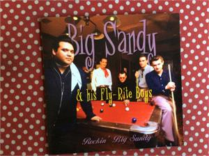 ROCKIN - BIG SANDY - NEO ROCKABILLY CD, HIGHTONE