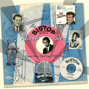 BIG TOP RECORDS STORY - Various Artists - 1950'S COMPILATIONS CD, ACE