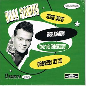 Once More +3 - Bill Forbes - 45s VINYL, FOOTTAPPING