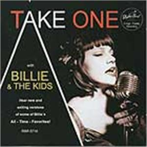 TAKE ONE - BILLIE & THE KIDS - NEO ROCK 'N' ROLL CD, RHYTHM BOMB