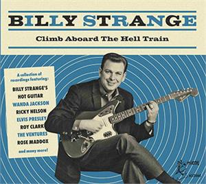 Climb Aboard The Hell Train - Billy Strange + others - HILLBILLY CD, ATOMICAT