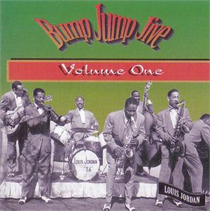 BUMP JUMP JIVE VOL 1 - VARIOUS - 50's Rhythm 'n' Blues CDs, LUCKY