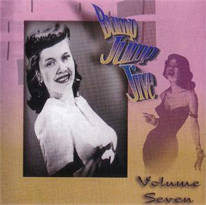 BUMP JUMP JIVE VOL 7 - VARIOUS - 50's Rhythm 'n' Blues CDs, LUCKY