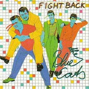 FIGHTBACK - BLUE CATS - NEO ROCKABILLY CDs, ROCKHOUSE