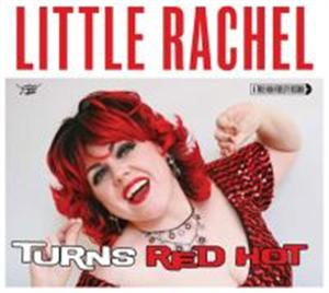 When A Blue Note Turns Red Hot - Little Rachel And The Hogs Of Rhythm - NEO ROCKABILLY CD, GOOFIN