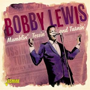 TOSSIN & TURNIN - Bobby Lewis - 50's Rhythm 'n' Blues CD, JASMINE