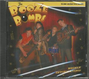 HIGHLY INTOXICATING - BOOZE BOMBS - NEO ROCKABILLY CD, PART