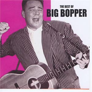 THE BEST OF - BIG BOPPER - 50's Artists & Groups CD, PURE GOLD