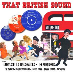 THAT BRITISH SOUND VOL10 - VARIOUS ARTISTS - BRITISH R'N'R CD, BLAKEY