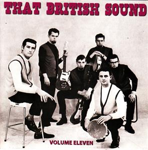 THAT BRITISH SOUND VOL11 - VARIOUS - BRITISH R'N'R CDs, BLAKEY