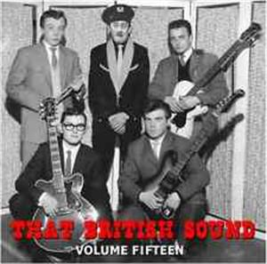 THAT BRITISH SOUND VOL15 - VARIOUS ARTISTS - BRITISH R'N'R CD, BLAKEY