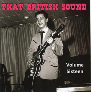 THAT BRITISH SOUND VOL16 - VARIOUS - BRITISH R'N'R CDs, BLAKEY