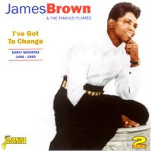 Early Sessions 1956-1959 (2 CD'S) - JAMES BROWN - 50's Rhythm 'n' Blues CDs, JASMINE