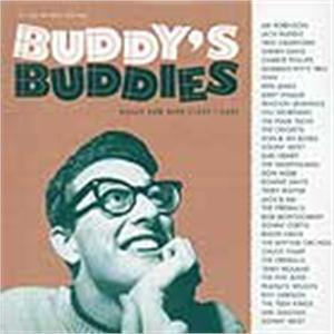 BUDDY'S BUDDIES - HOLLY FOR HIRE (3 CD'S) - VARIOUS ARTISTS - 1950'S COMPILATIONS CD, EL TORO