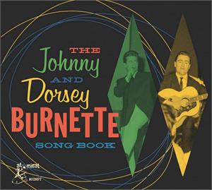 Burnette Brothers Song Book - Various Artists - 1950'S COMPILATIONS CD, KOKO MOJO