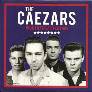 Worth the Attention - CEAZERS - NEO ROCKABILLY CDs, AMBASSADOR