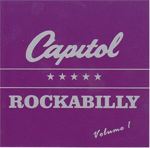 CAPITOL ROCKABILLY VOL 1 - various - SALE VINYL, CAPITOL