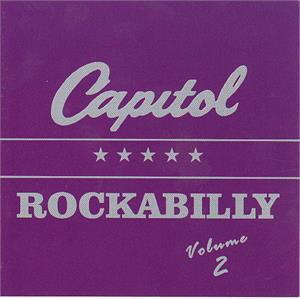 CAPITOL ROCKABILLY VOL 2 - VARIOUS - SALE CDs, CAPITOL