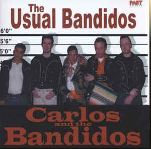 The Usual Bandidos - Carlos And The Bandidos - NEO ROCKABILLY CD, PART