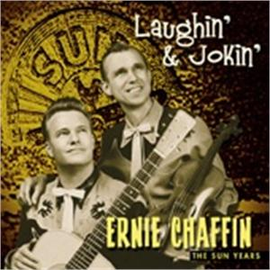 LAUGHIN' N JOKIN - ENRIE CHAFFIN - 50's Artists & Groups CDs, BEAR FAMILY