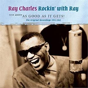Just About As Good As It Gets!: The Original Recordings 1951-1962 - RAY CHARLES - 50's Artists & Groups CD, SMITH & CO