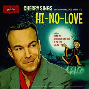 HI NO LOVE - CHERRY CASINO & GAMBLERS - New Releases CDs, RHYTHM BOMB