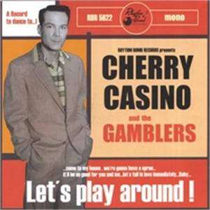 LETS PLAY AROUND - CHERRY CASINO - NEO ROCK 'N' ROLL CD, RHYTHM BOMB