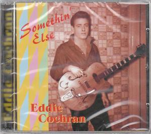 SOMETHING ELSE (2 CD'S) - EDDIE COCHRAN - SALE CDs, PURE GOLD