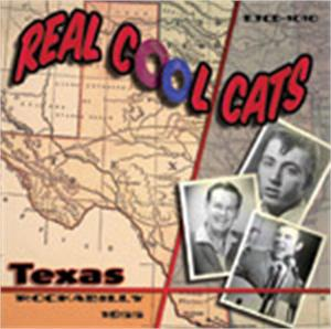 REAL COOL CATS - VARIOUS ARTISTS - 50's Rockabilly Comp CD, EL TORO